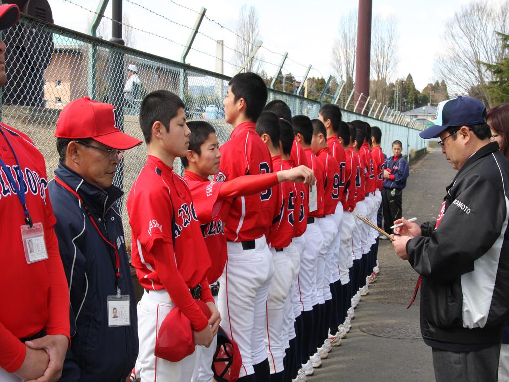 2014-03-22 メセナカップ(いわき平ボーイズ戦)