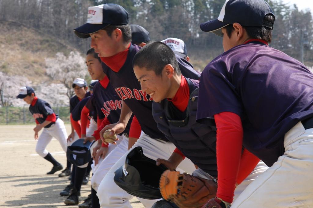 2014-04-27 交流戦(いわきボーイズ)