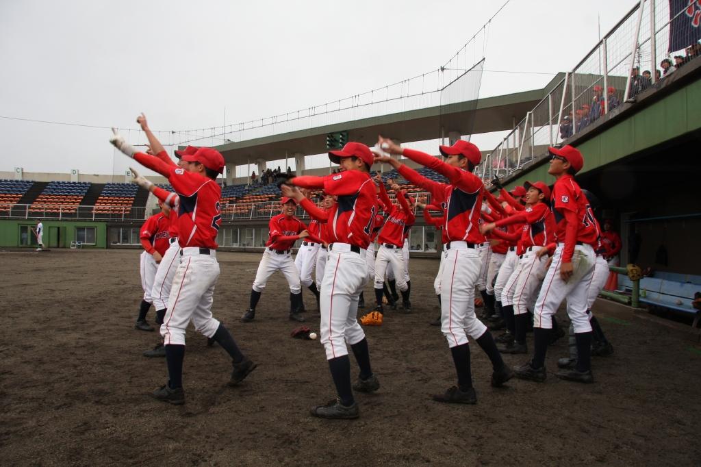 2014-05-17 東北支部会津大会(いわきボーイズ戦)