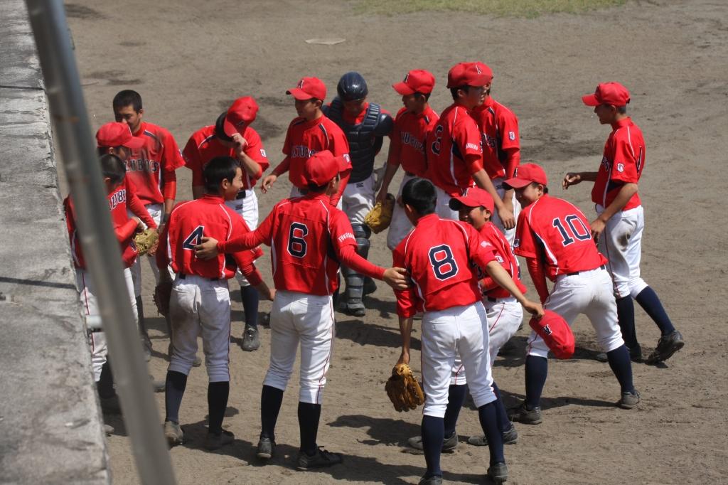 2014-05-11 東北支部会津大会(寒河江ボーイズ戦)