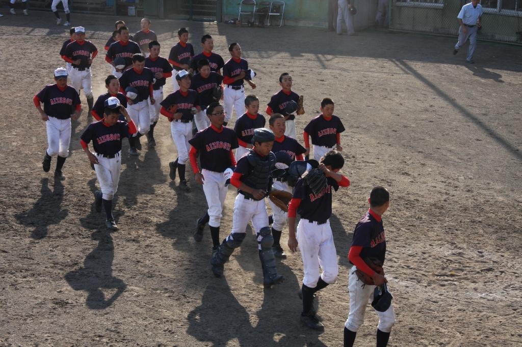 2014-05-06 交流戦(喜多方ボーイズ)