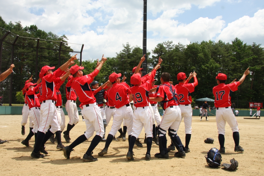 2014-06-15 第45回選手権大会(山形ボーイズ戦)