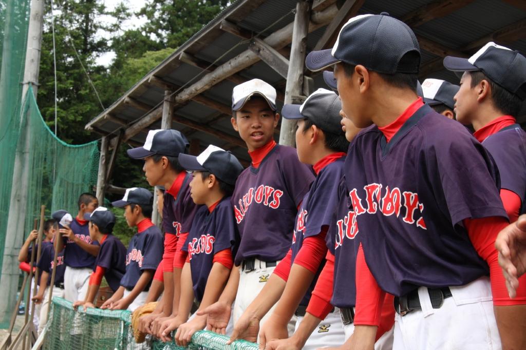 2014-09-15 交流戦(県央宇都宮ボーイズ)