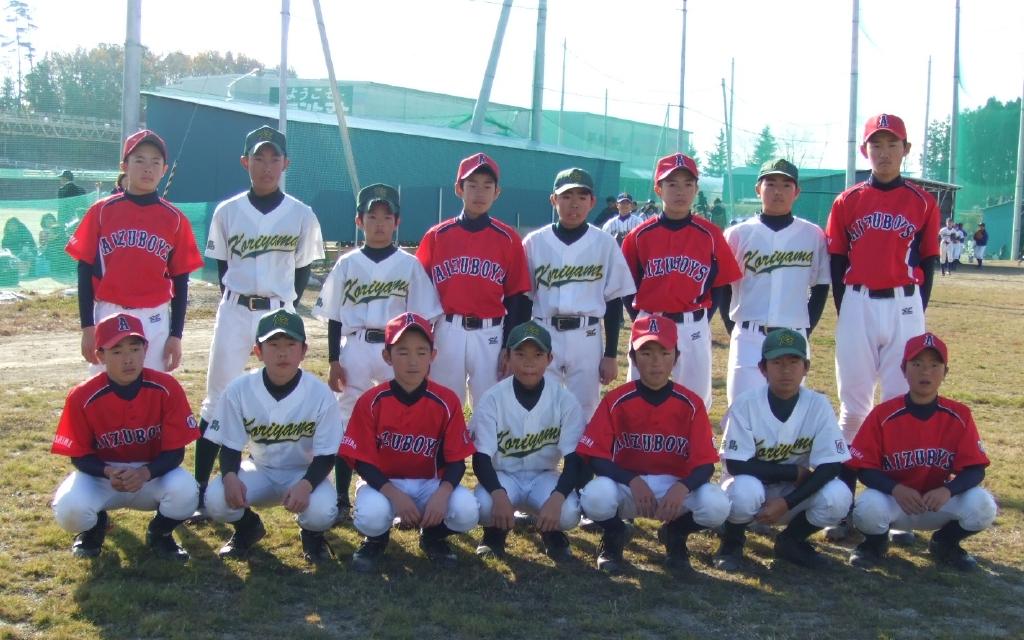2014-11-23_第5回日本少年野球東北支部一年生大会(多賀城ボーイズ戦)