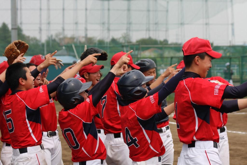 2015-04-25 第18回関東ボーイズリーグ大会(坂戸ボーイズ戦)