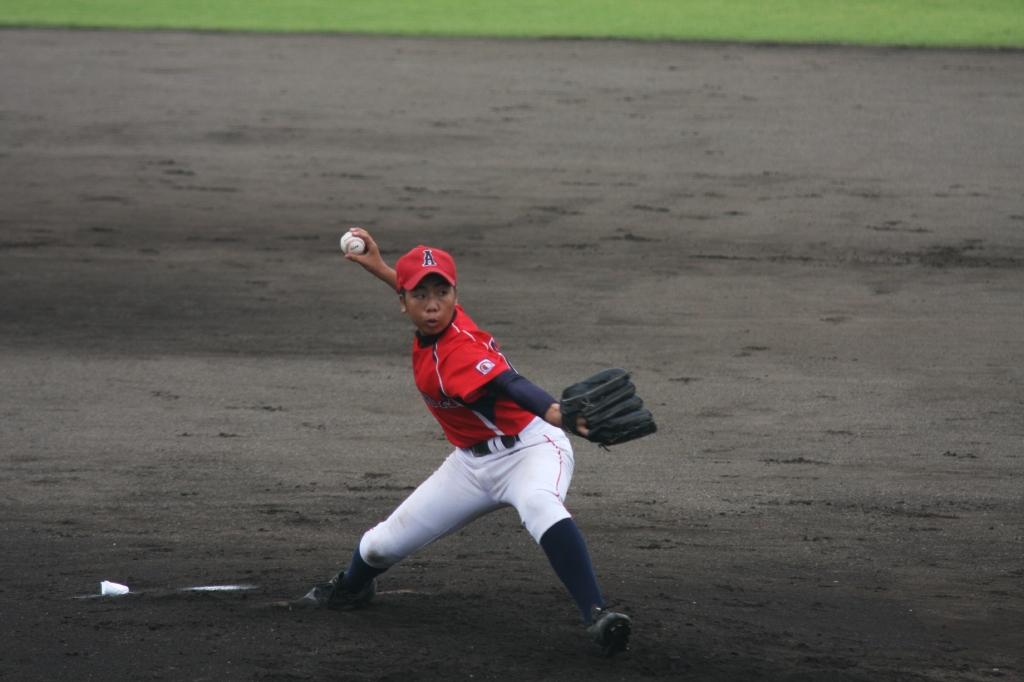 2015-08-14 第40回関東大会(苫小牧ボーイズ戦)