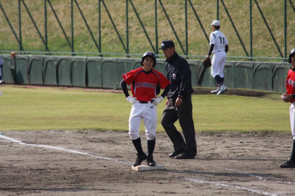 2015-11-7 FCT・民友杯第4回福島中学硬式野球大会(南東北ヤング戦)