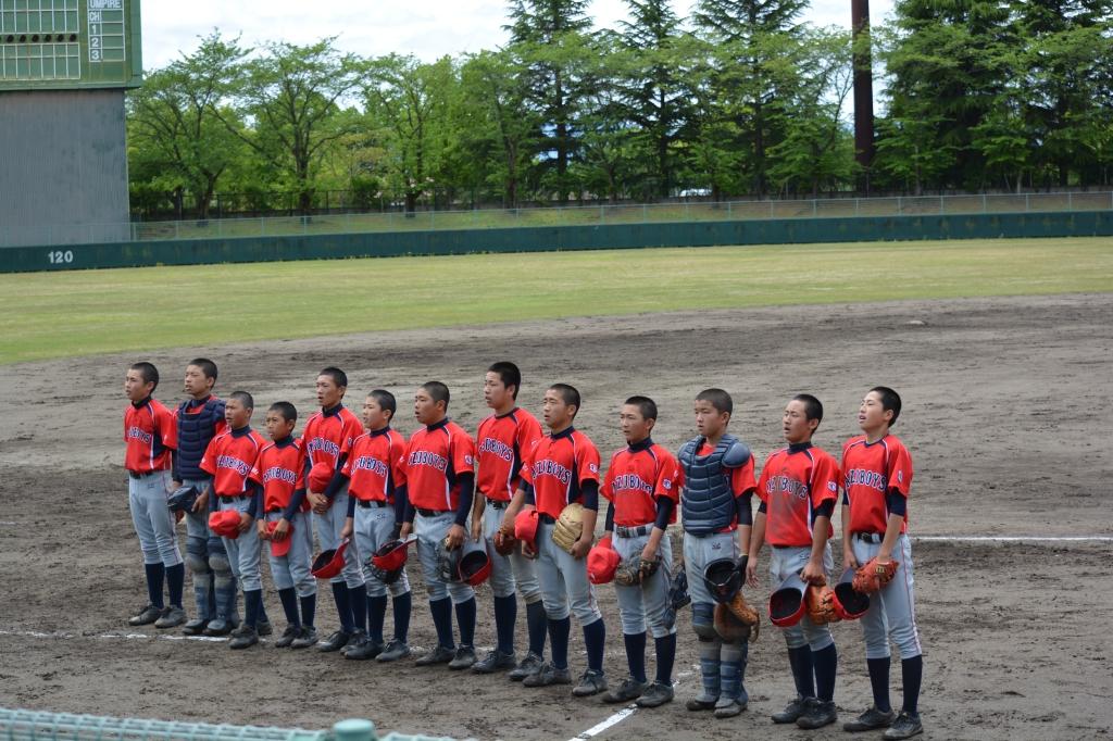 2017-05-14 第10回 会津大会兼関東大会予選(いわきボーイズ戦)
