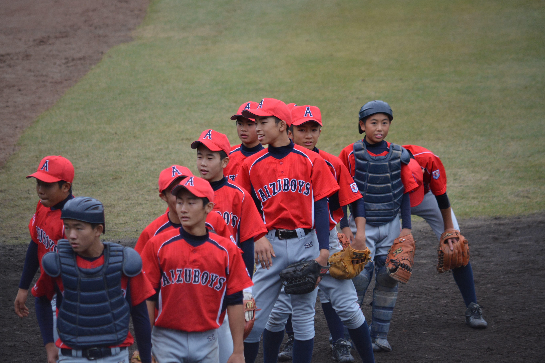2017-10-28 第48回 日本少年野球春季全国大会 東北支部予選会(南仙台ボーイズ戦)