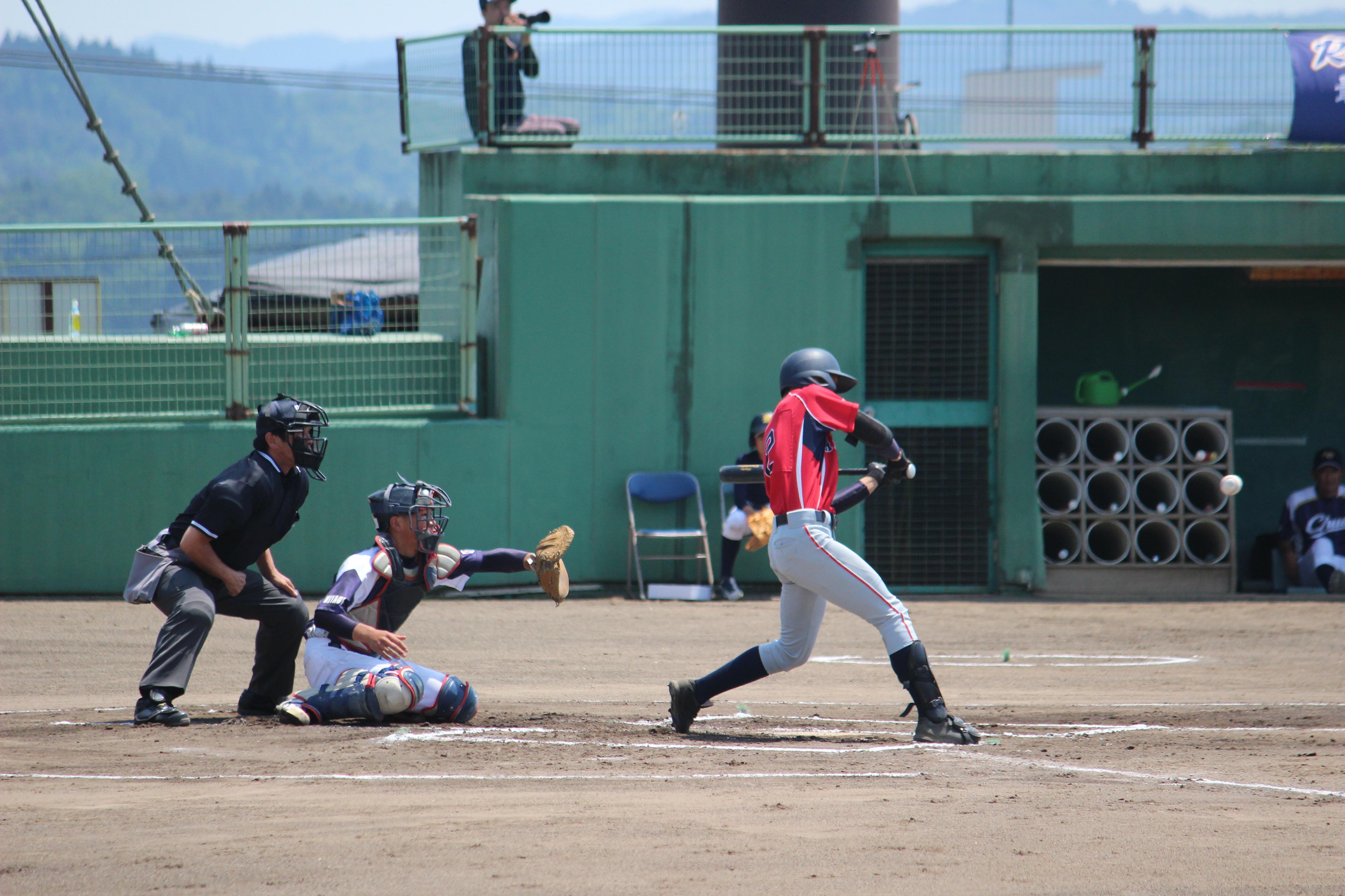 2018-6-3  第49回 日本少年野球 選手権大会東北支部予選