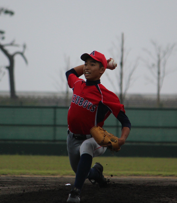2018-9-15  第12回 東武杯 日本少年野球 東北支部新人大会1回戦