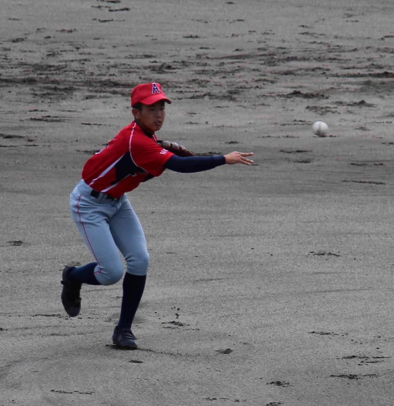 2018-9-17  第12回 東武杯 日本少年野球 東北支部新人大会2回戦